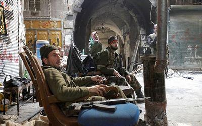 Fransız gazeteci Suriyede