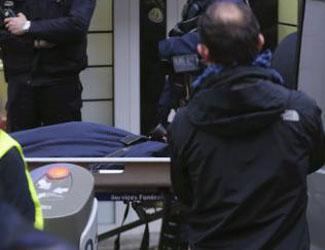 Paris suikastı: 2 kişi gözaltına