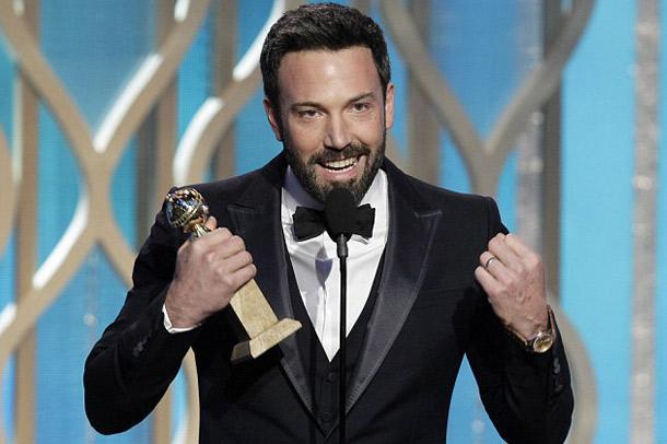 Altın Küre'de Affleck'e Oscar tesellisi