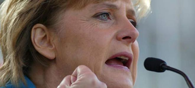 Merkelden köklü reform