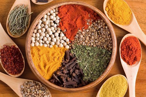 Sağlık için yararlı 7 süper baharat