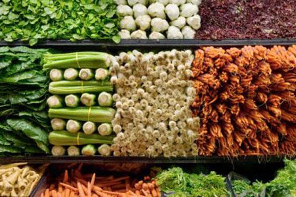 Yeşil yiyecekler iyimser yapıyor