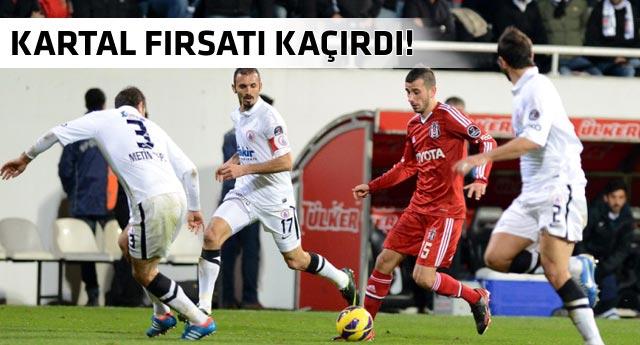 Beşiktaş - İBB maçı özeti!