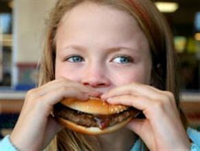 Fast foodlara dikkat