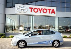 Toyota Türkiye, 2012de 63 bin 549 otomobil ihraç etti