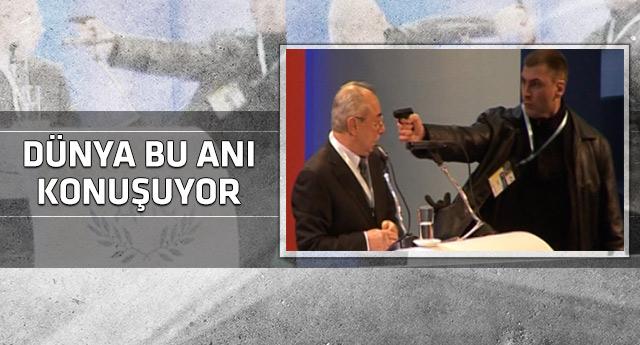 Türk siyasetçi Ahmet Doğana suikast girişiminde ilginç detay!