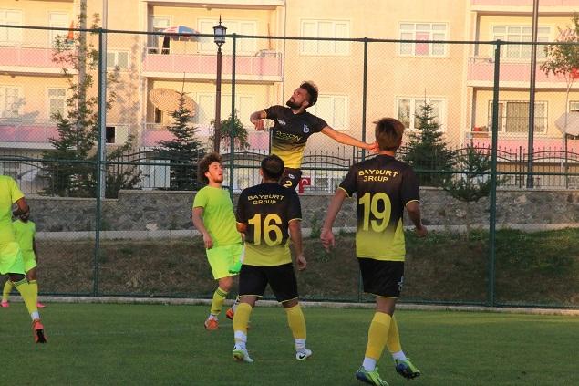 Şanlıurfaspor 0 Bayburtspor 0