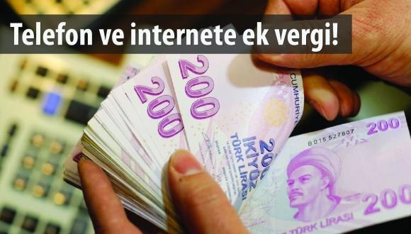 Akıllı Telefon ve İnternete Ek Vergi