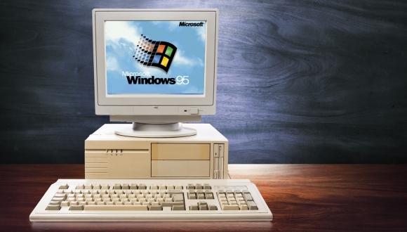 Windows 95, 21 Yaşında! İşte Windows
