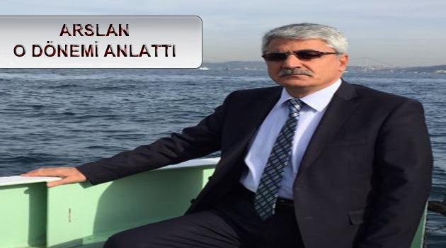 Habib Arslan'dan isim isim flaş açıklamalar