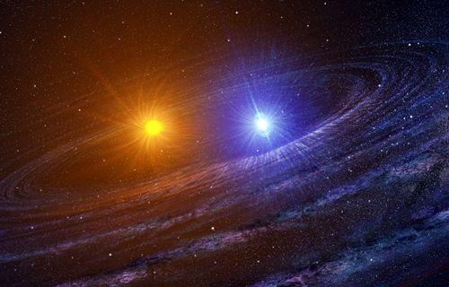 Bilinen evrendeki en yakın iki yıldız