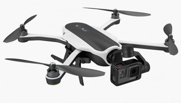 GoPronun Yeni Droneu! GoPro