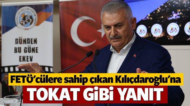 Başbakandan Kılıçdaroğluna tokat gibi
