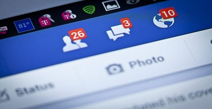 Facebook sayfası 10 saniyede