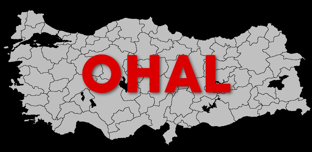 OHAL UZATILDI MI