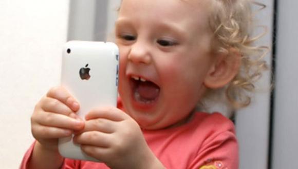 Çocuk aklı Touch ID engelini