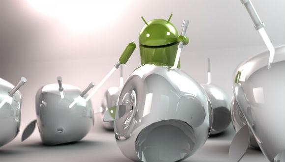 Android 7.1.2 güncellemesinden yeni