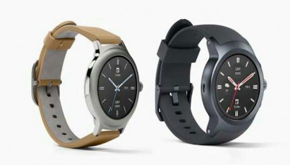 LG Watch Style ve Watch Sport satışa