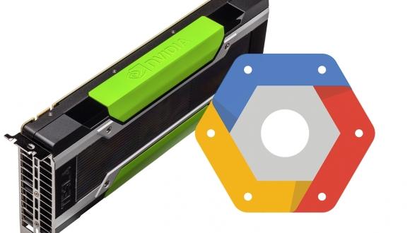 Google Cloud Platformdan GPU