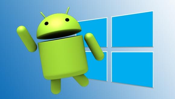 Android, Windowsu alt etmek