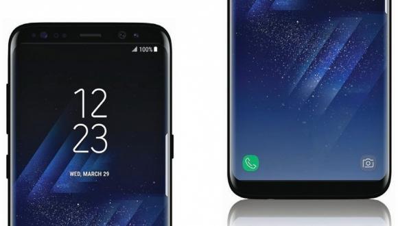 Galaxy S8 için iki farklı RAM