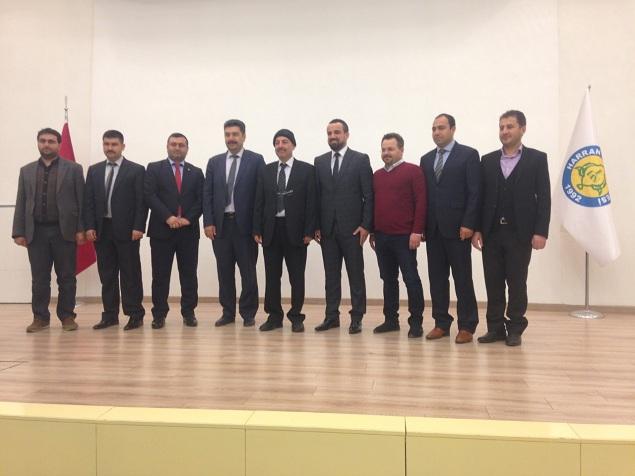 SAĞLIK HİZMETLERİ MYO'DAN REFLEKSOLOJİ SEMİNERİ
