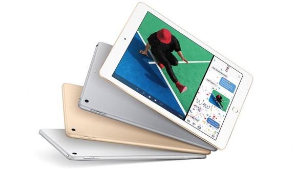 9.7 inç yeni iPad modelleri