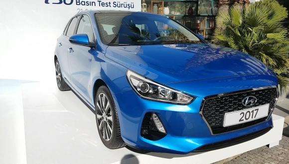 Hyundai i30 2017 test sürüşü - VLOG