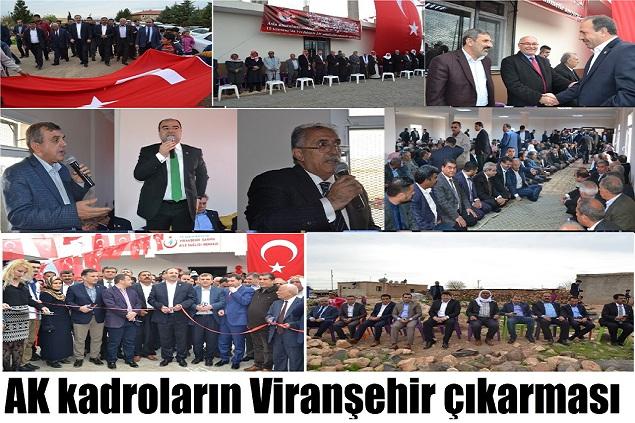 AK Kadroların Viranşehir