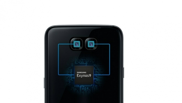 İlk çift kameralı Samsung telefon