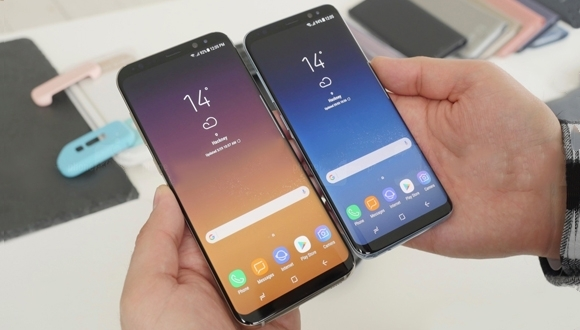Galaxy S8 hoparlörü sorunlu