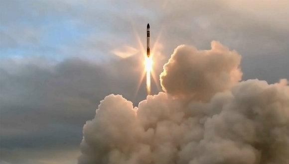 3D baskılı roket