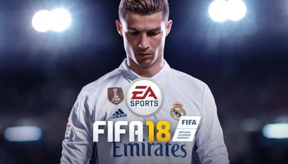 FIFA 18in oynanış videosu