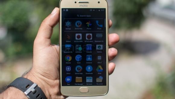 Moto G5S Plustan yeni fotoğraflar