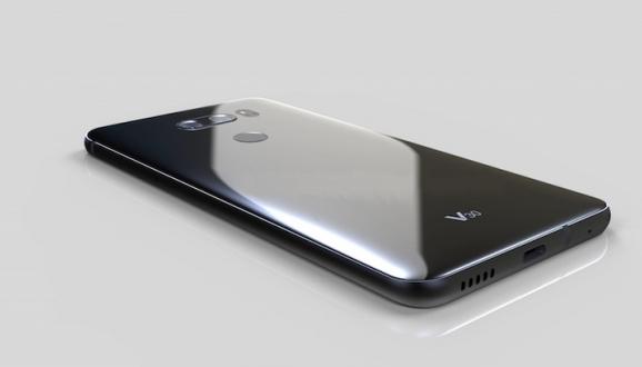 LG V30 tasarımı