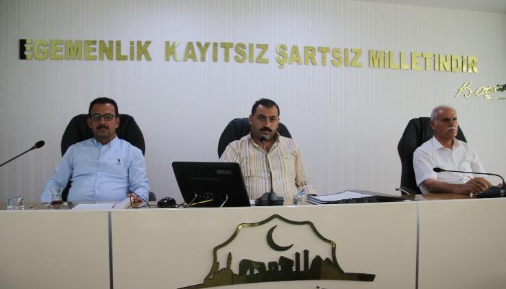 BELEDİYE MECLİSİNDEN ŞANLIURFASPOR