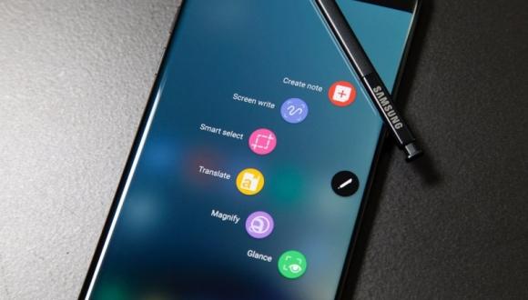 Galaxy Note 8 ön sipariş