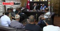 Başkan Çiftçi'den, Başkan Arslan'a ziyaret