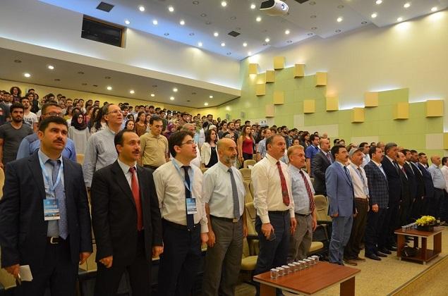 1. Uluslararası Kanser ve İyon Kanalları Kongresi HRÜ'de