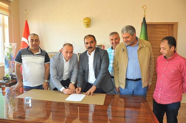 LİMAK'tan Şanlıurfaspor'a destek