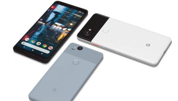 Google, Pixel 2 ile iPhone'lara taş