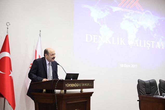 YÖK Başkanı Prof. Dr. M. A. Yekta Saraç Şanlıurfa'ya geliyor