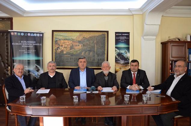 HRÜ'de düzenlenen Yaratılış Kongresi sonuç bildirisi ile sona erdi