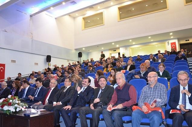 Yurt İçi Akademik Danışmanlar Toplantısı HRÜ'de yapıldı