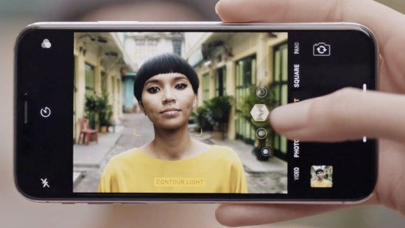 Apple'dan Portre Aydınlatma odaklı iPhone X reklamı!