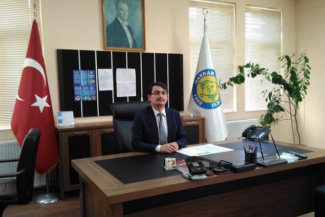 Harran Üniversitesinden OSB'ye 'Nitelikli Eleman' Desteği