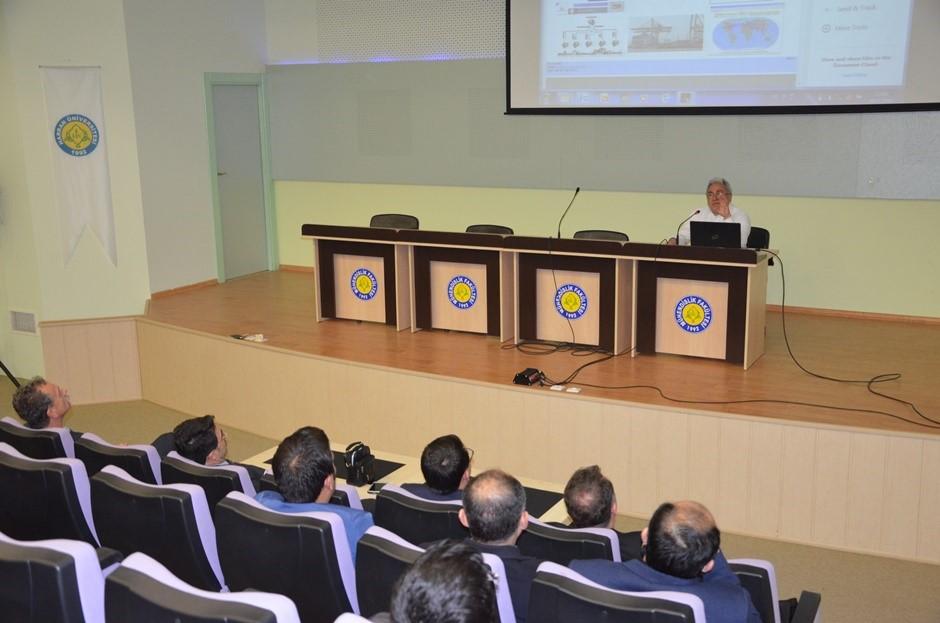 'Avrupa'da Enerji Politikaları ve Arge Çalışmaları' konferansı