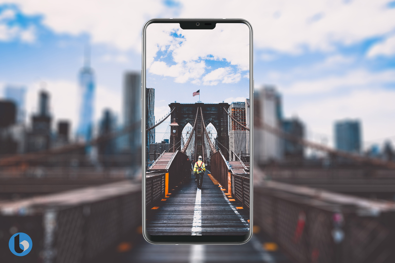 LG G7 Neo için yepyeni görseller geldi!