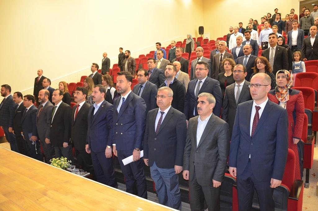 Harran Üniversitesinde 14 Mart Tıp Bayramı