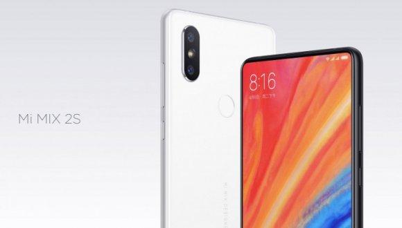 Xiaomi Mi Mix 2s tanıtıldı!